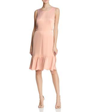 nanette Nanette Lepore Ruffle-Hem Dress 2831332