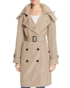 Burberry - Sisal Trench Coat