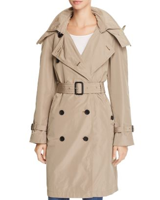 Burberry Sisal Trench Coat   Bloomingdale s 5931f3d6a1e