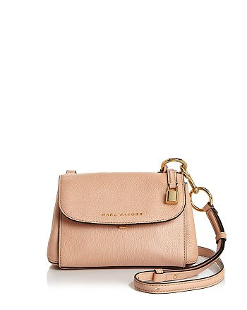 5cdca0f706e3 MARC JACOBS - Mini Boho Grind Leather Crossbody