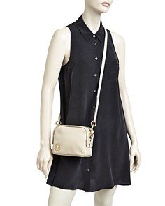 MARC JACOBS - The Mini Squeeze Leather Crossbody Bag