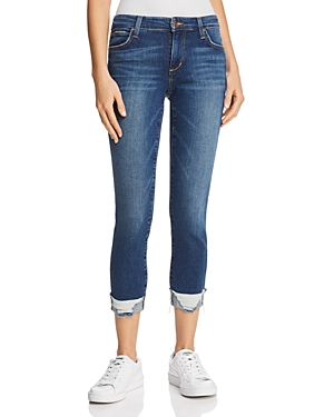 Joe's Jeans  THE ICON CROP JEANS IN THEODORA