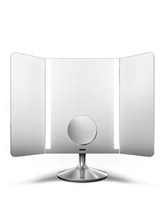 simplehuman - Wide-View Sensor Makeup Mirror Pro