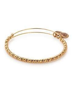 Alex and Ani Rocker Beaded Expandable Wire Bangle - Bloomingdale's_0