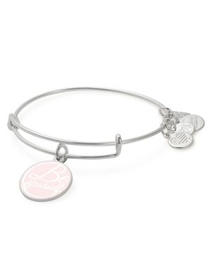 ALEX AND ANI Be Yourself Bangle in Silver