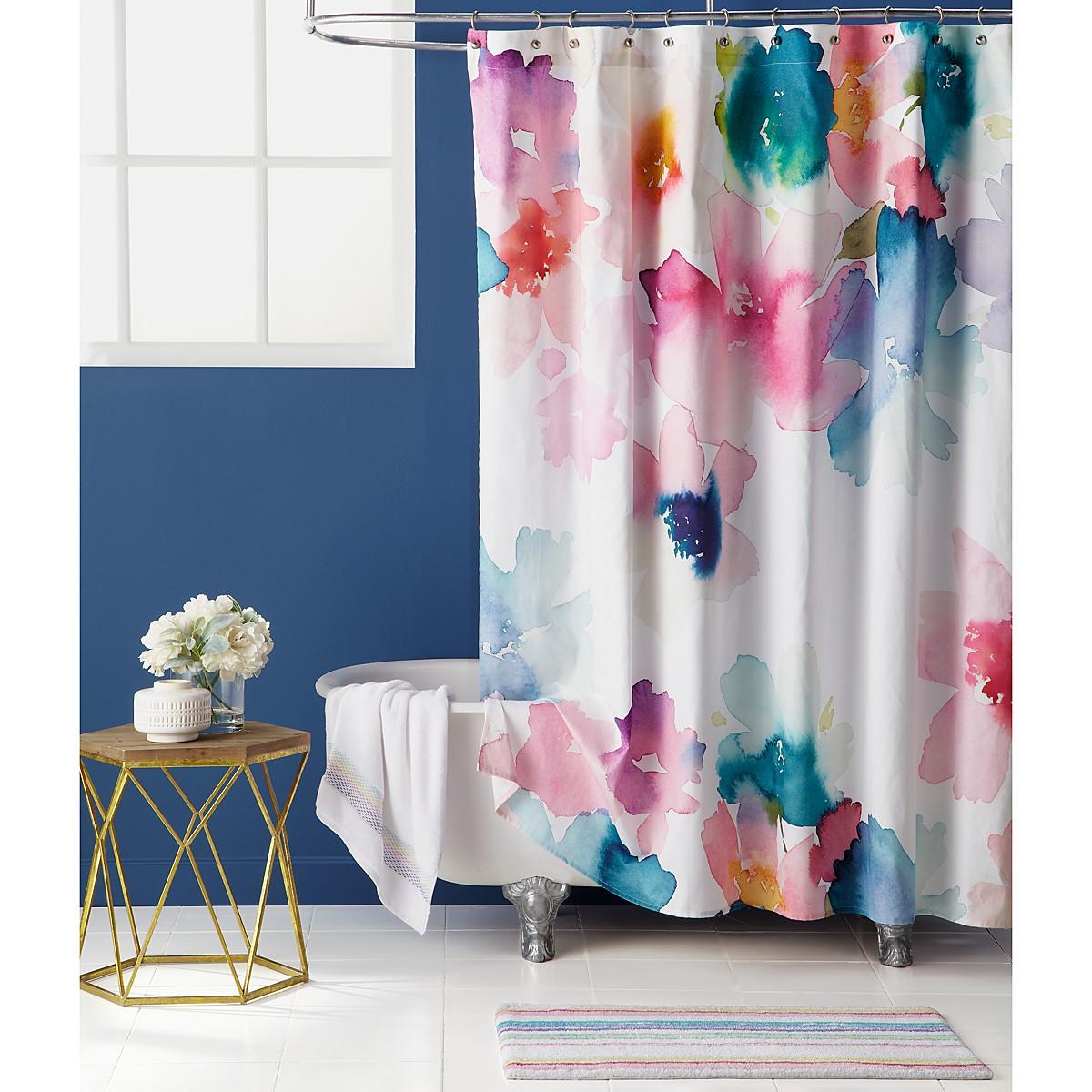 bluebellgray Sanna Shower Curtain | Bloomingdale\'s