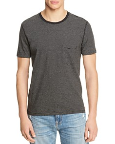 7 For All Mankind Striped Tee - Bloomingdale's_0
