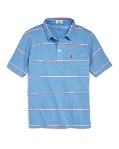 Johnnie-O Boys' Contrast Striped Marley Polo - Little Kid, Big Kid - Bloomingdale's_0