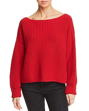 French Connection Millie Mozart Ribbed Sweater