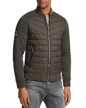 Superdry Storm Mountain Bomber Jacket