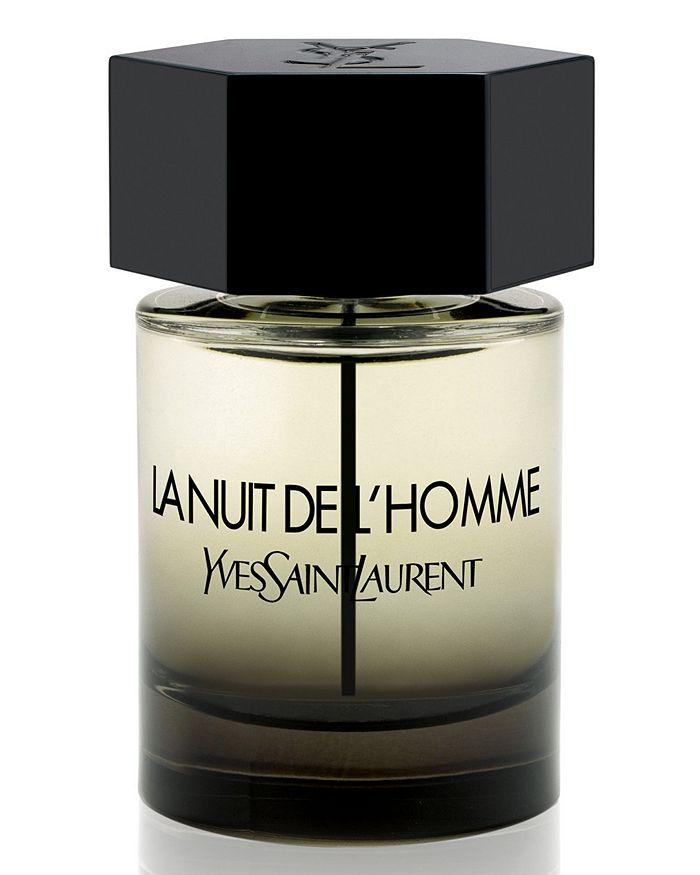 Yves Saint Laurent - La Nuit de L'Homme Eau de Toilette 2 oz.