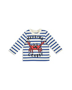 Stella McCartney Boys' Striped Feeling Crabby Shirt - Baby - Bloomingdale's_0