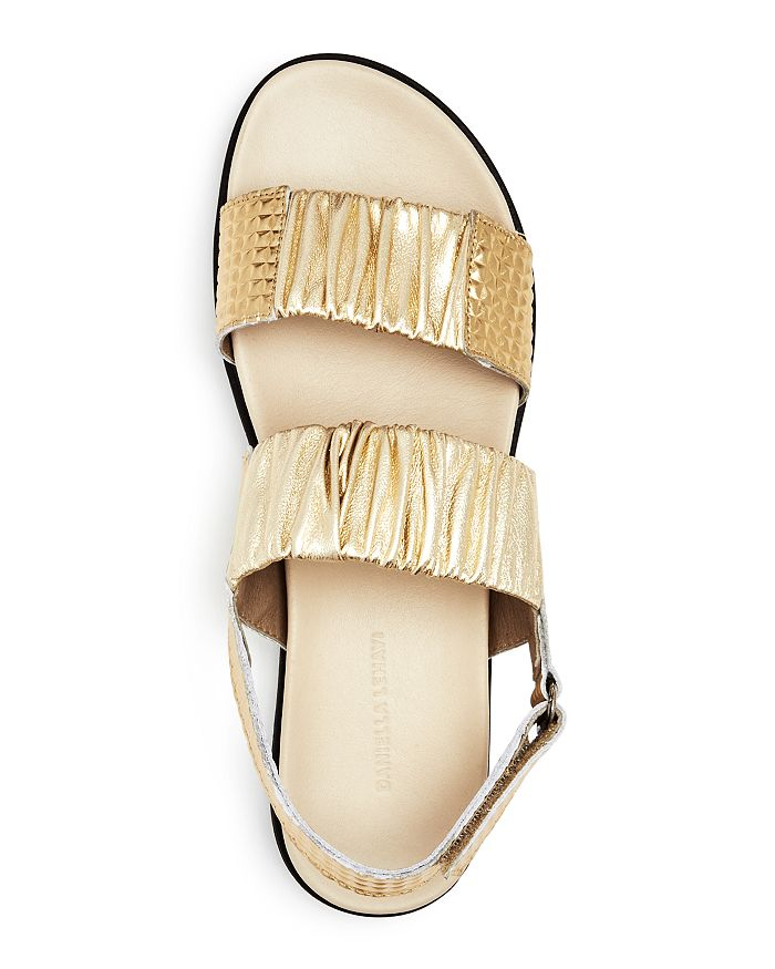 Daniella Lehavi - Women s Sahara Soft Leather Slingback Platform Sandals df019e005415a