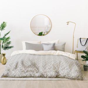 Deny Designs Caroline Okun Cinereal Bed-in-a-Bag, King