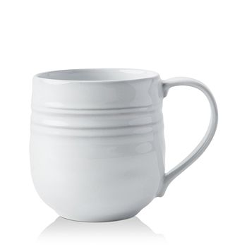 Juliska - Bilbao White Truffle Coffee/Tea Cup