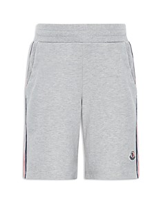 Moncler Boys' Flag Stripes Track Shorts - Big Kid - Bloomingdale's_0