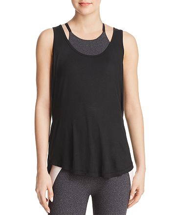 Beyond Yoga - Crossover-Back Tank