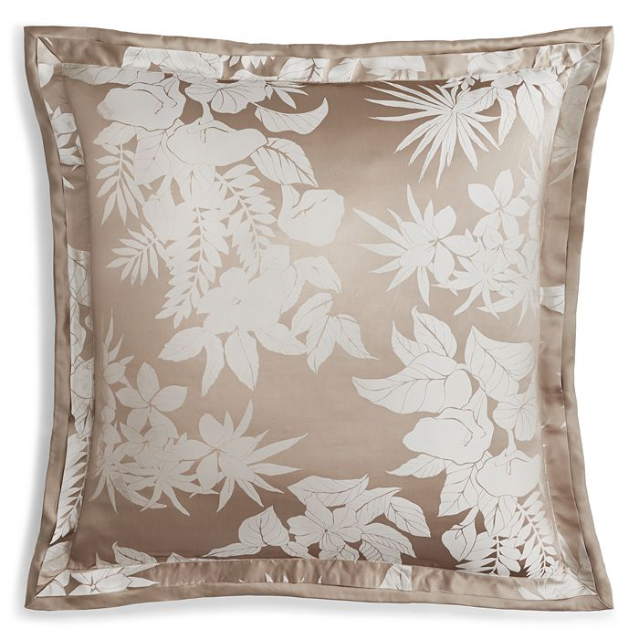 Gingerlily - Tropical Sand Euro Sham - 100% Exclusive