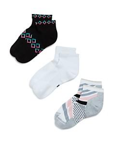 HUE Air Sleek Quarter Top Socks, Set of 3 - Bloomingdale's_0