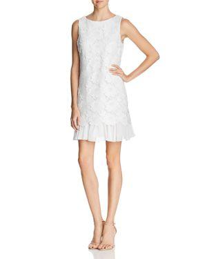 Eliza J Lace Shift Dress 2850135