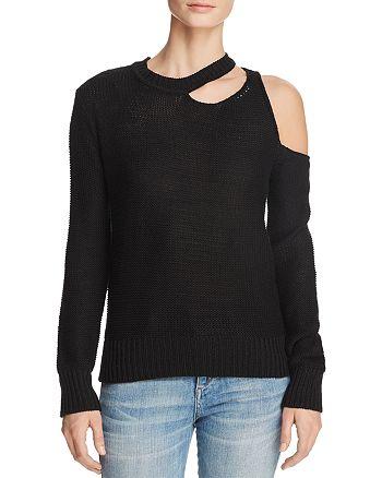 AQUA - Cutout Sweater - 100% Exclusive