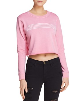 Desert Dreamer - Star Streak Cropped Sweatshirt - 100% Exclusive