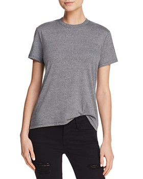 Hanes Luxe Collection - x Bloomingdale's Crewneck Tee - 100% Exclusive