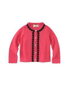 kate spade new york Girls' Lace-Trimmed Cardigan - Baby - Bloomingdale's_0