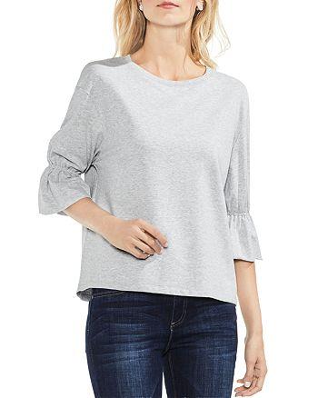 VINCE CAMUTO - Flared-Sleeve Sweatshirt