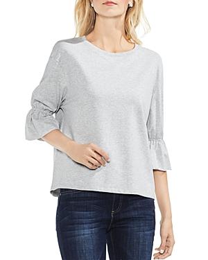Vince Camuto Flared-Sleeve Sweatshirt