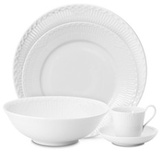 Royal Copenhagen White Fluted Half Lace Dinnerware - Bloomingdale's_0