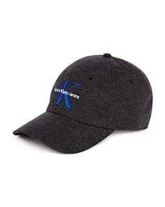 Calvin Klein Light Fleece Logo Hat - Bloomingdale's_0