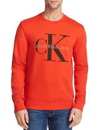 Calvin Klein - Wile Logo Crewneck Sweatshirt