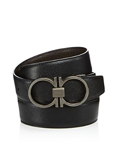 Salvatore Ferragamo Double Gancini Belt - Bloomingdale's_0