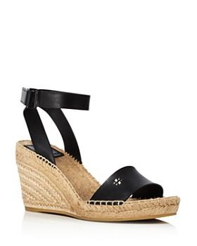c0112fedaf5 Jolene Black Suede Tie Up Espadrille Platform Sandals - Image Of Tie