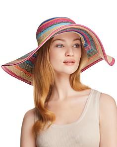 Echo Byron Striped Floppy Sun Hat - Bloomingdale's_0