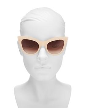 Pared Eyewear - Women's Puss & Boots Cat Eye Sunglasses, 49mm