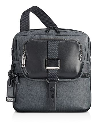 Tumi - Alpha Bravo Arnold Zip Flap Crossbody Bag