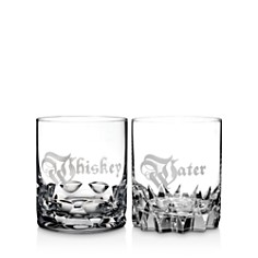Waterford Whiskey & Water Double Old Fashioned, Set of 2 - Bloomingdale's_0