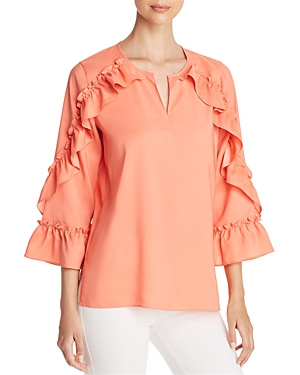 Le Gali Kaylen Ruffle-Trim Top - 100% Exclusive