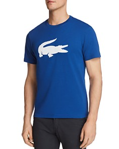 Lacoste Rubber Crocodile Short Sleeve Tee - Bloomingdale's_0