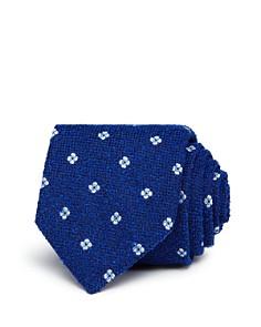 HUGO Textured Medallion Skinny Tie - Bloomingdale's_0