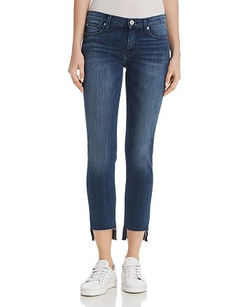 Hudson - The Icon Crop Jeans in Madisen