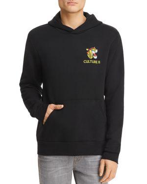 BRAVADO Migos Culture Ii Hooded Sweatshirt in Black