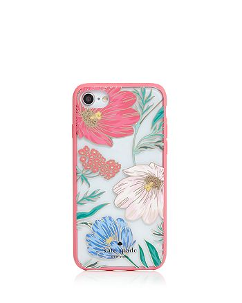newest 0b179 5c268 kate spade new york Blossom iPhone 7/8 Case | Bloomingdale's