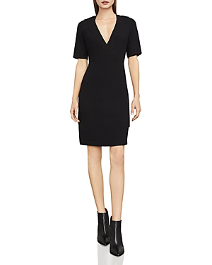 Bcbgmaxazria Esmeralda Faux-Wrap Dress