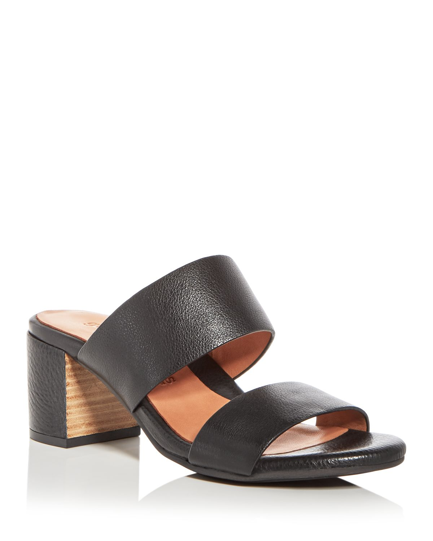 Bloomingdale's Leather Slide Sandals - 100% Exclusive
