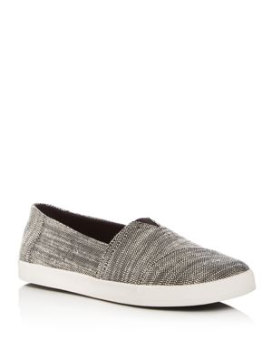 WOMEN'S AVALON SLUBBY COTTON FLATS