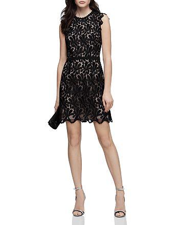 ac55c0855ea REISS - Sami Open-Back Lace Dress