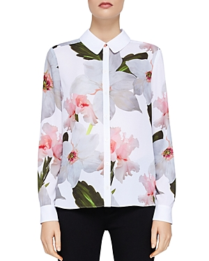 Ted Baker  GWENA CHATSWORTH BLOOM SHIRT